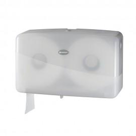 Dispenser pentru hartie igienica Herzkraft non stop mini jumbo pearl