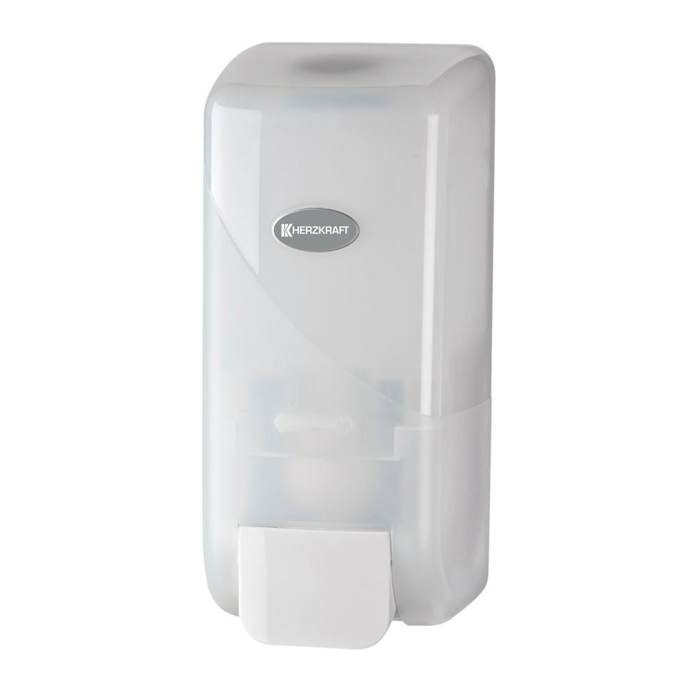 Dispenser pentru sapun spuma Herzkraft White Pearl 1000ml