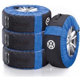 Huse de protectie anvelope si transport Petex Volkswagen set 4 bucati