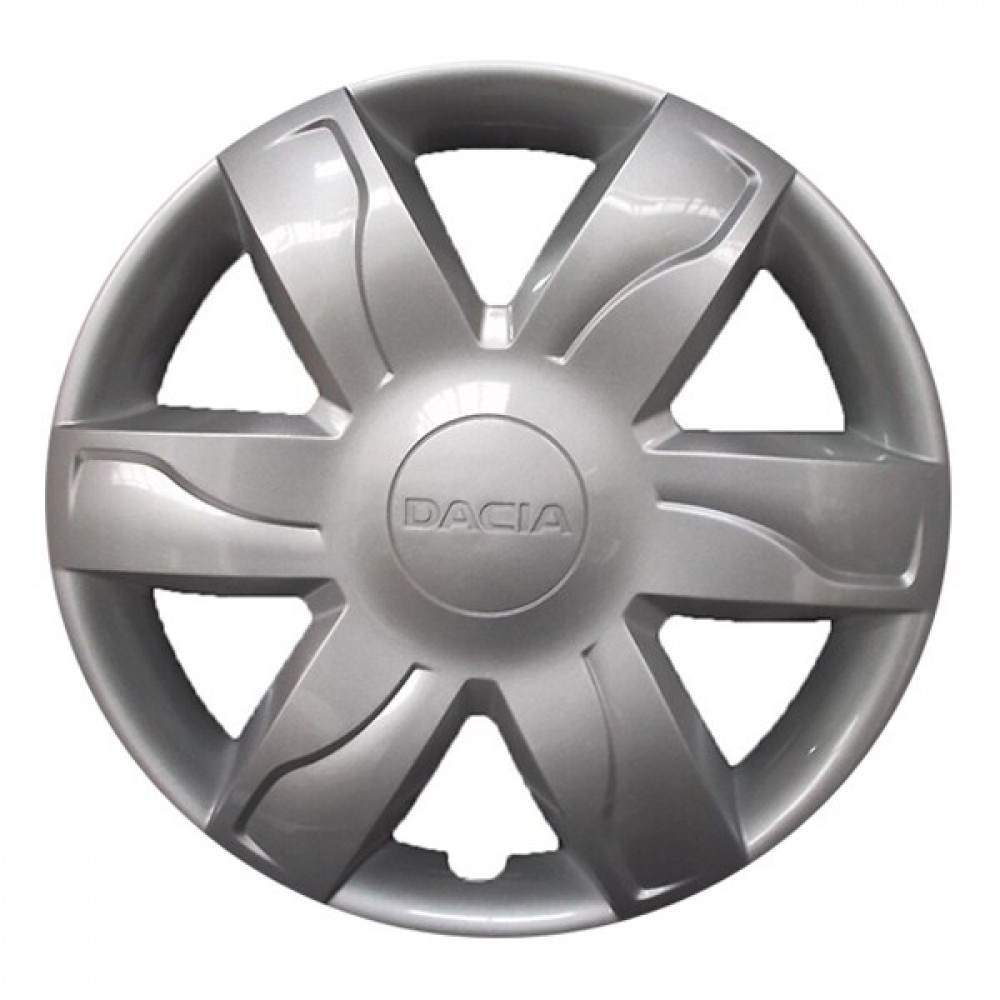Capac roata janta tabla 15 inch Dacia model SOMES original