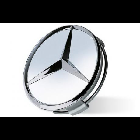 Capac pentru butuc central jante aliaj Mercedes Benz original