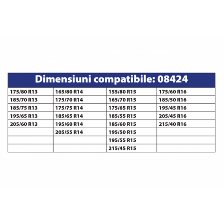 Lanturi antiderapante set 2 bucati tip romb 9 MM autoturism PC1 64