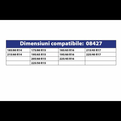 Lanturi antiderapante set 2 bucati tip romb 9 MM autoturism PC1 69