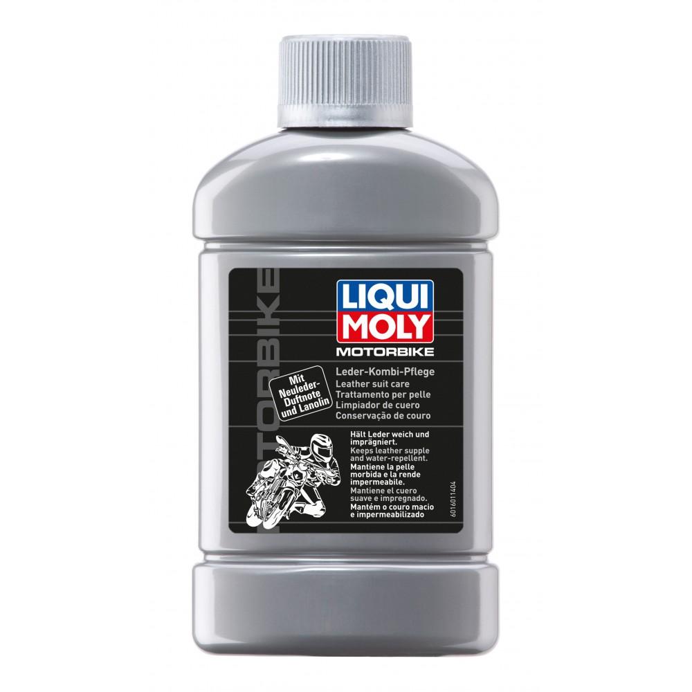 Solutie pentru intretinerea suprafetelor din piele la motociclete Liqui Moly 250 ml