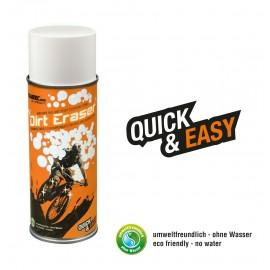 Spray pentru curatarea bicicletei si echipamentului Foliatec Dirt Eraser 400ml