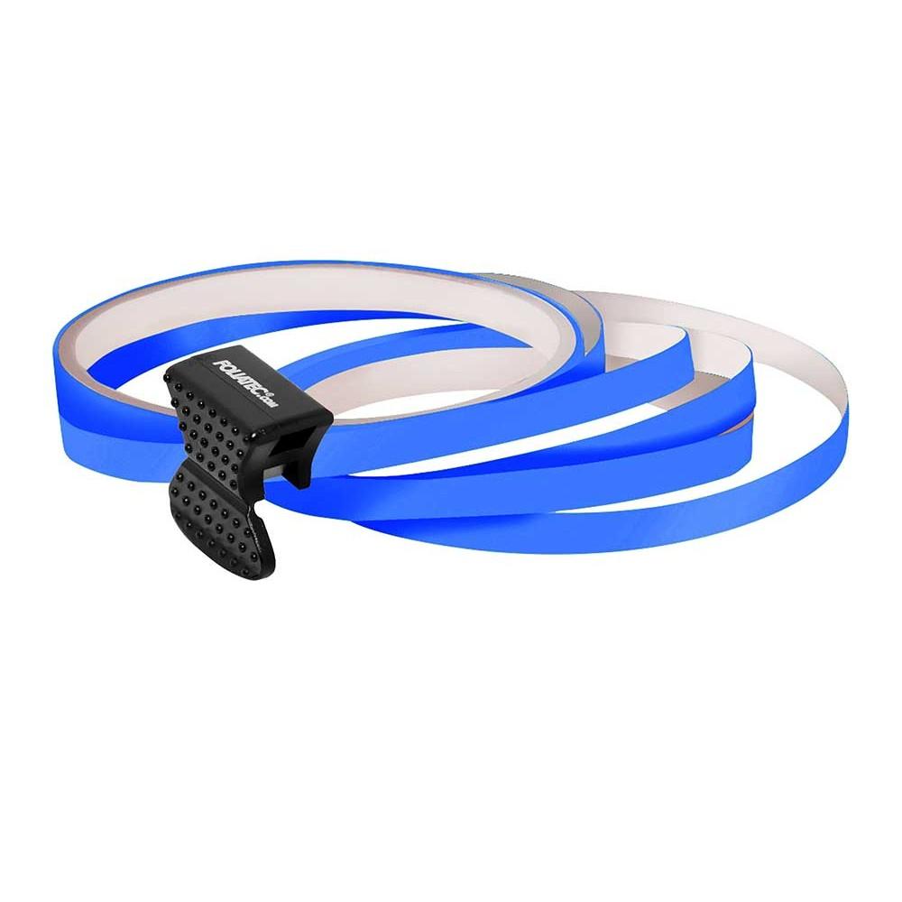 Elemente decorative pentru jante auto cu aplicator Foliatec Striping Rim Design GT Blue