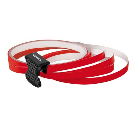 Elemente decorative pentru jante auto cu aplicator Foliatec Striping Rim Design Red