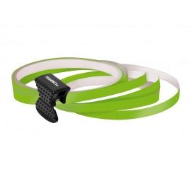 Elemente decorative pentru jante auto cu aplicator Foliatec Striping Rim Design Powergreen