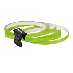 Elemente decorative pentru jante auto cu aplicator Foliatec Striping Rim Design Verde NEON