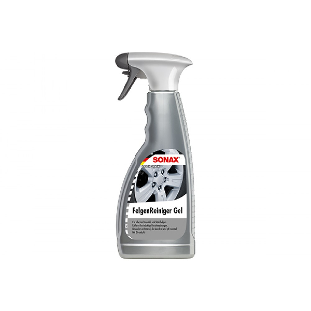 Solutie pentru curatarea jantelor din aliaj Sonax 500ml