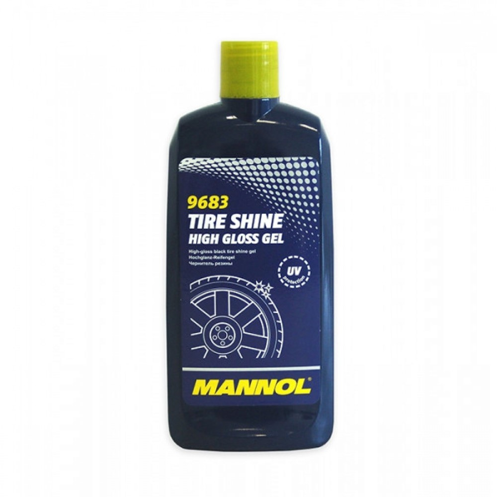 Gel pentru intretinerea anvelopelor Mannol 500 ml