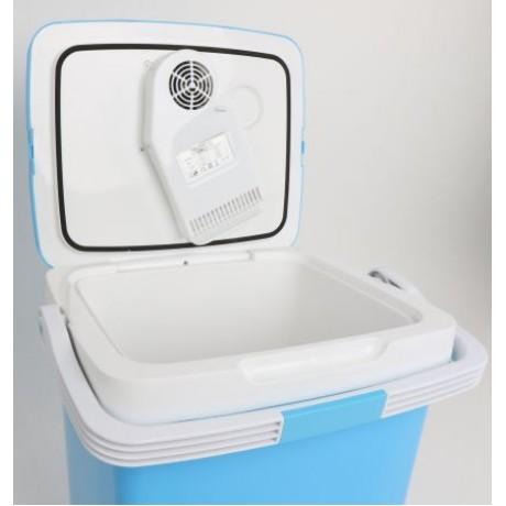Lada frigorifica portabila 26 litri Carface cu alimentare 12V sau 230V