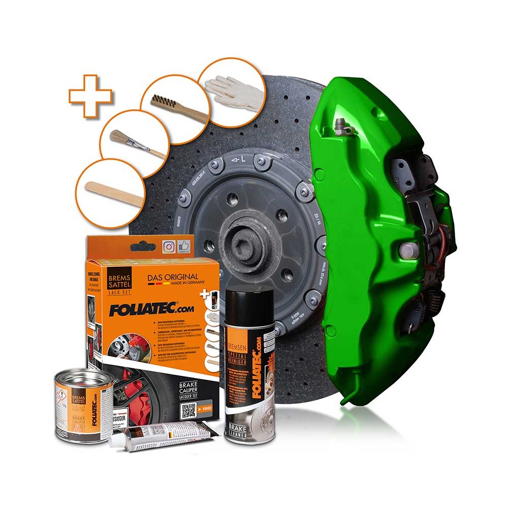 Kit vopsire etrieri Foliatec Verde Power