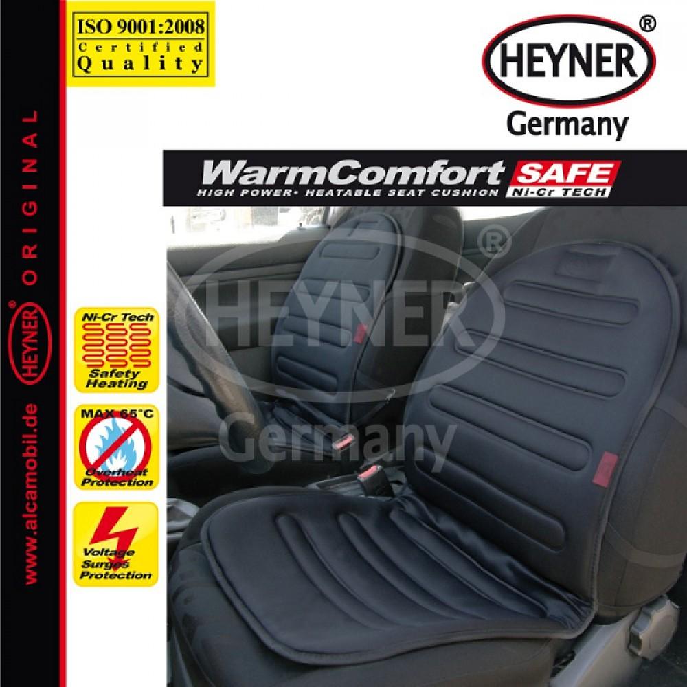 Husa cu incalzire pentru scaune auto Heyner 12V