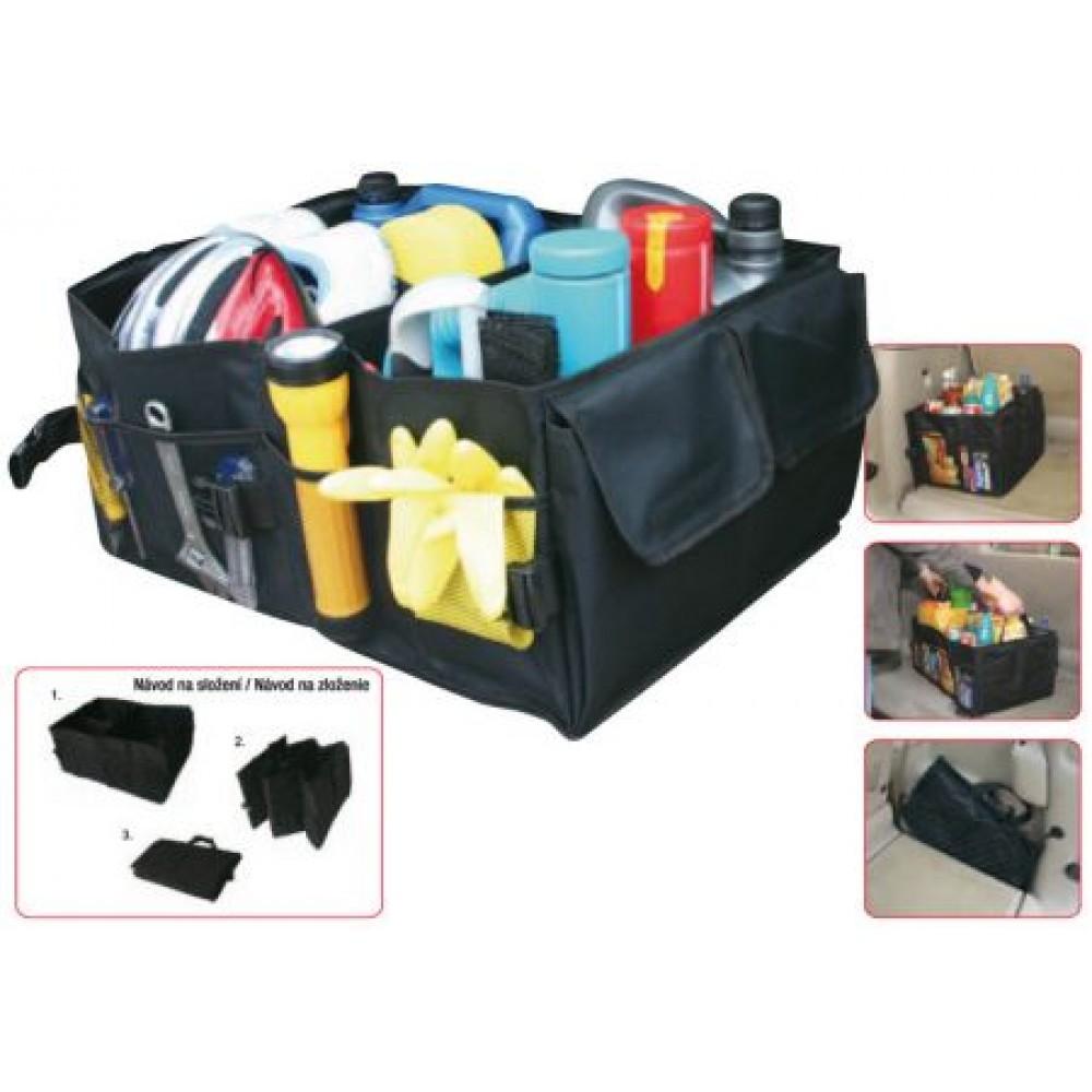 Organizator auto pentru portbagaj, pliabil CARFACE