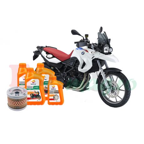Pachet revizie motocicleta BMW G 650 2006-2015