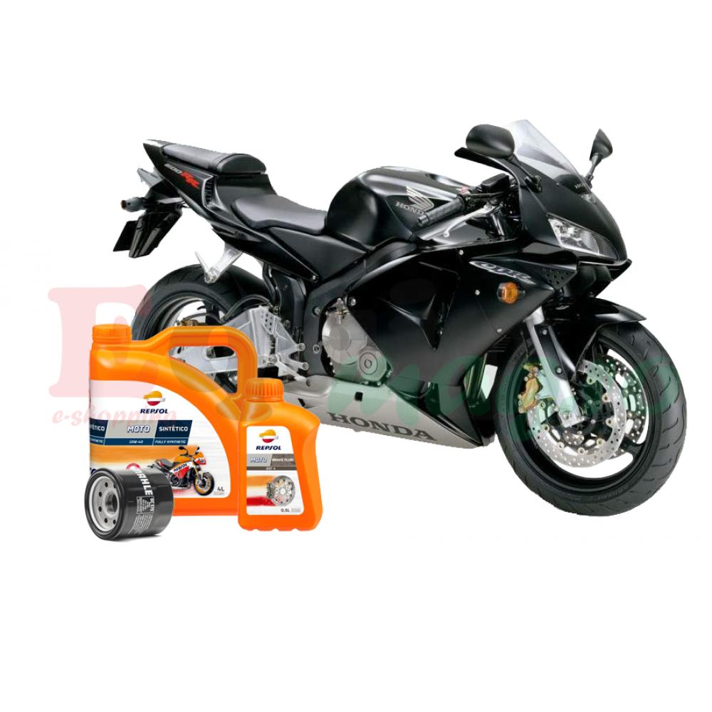 Pachet revizie motocicleta HONDA CBR 600RR 2007-2013