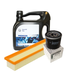 Pachet revizie DACIA LOGAN/SANDERO DACIA OIL 1.2 16V 75CP Cod D4F 732