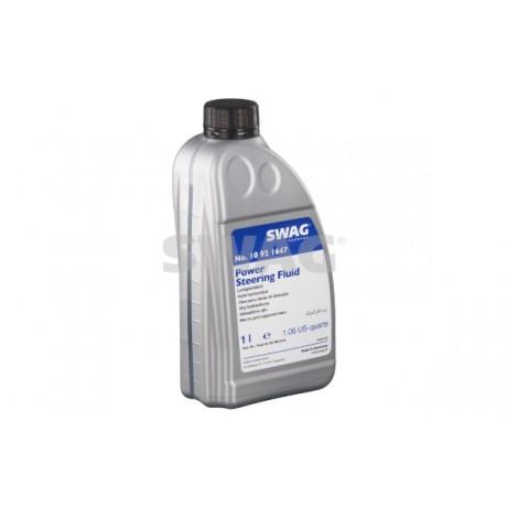 Ulei hidraulic pentru servodirectie SWAG albastru bidon 1L
