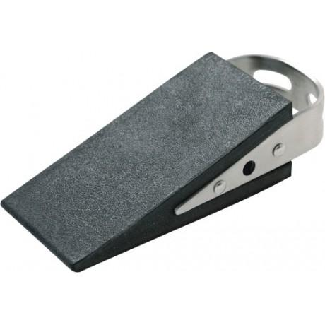 Opritor tip pana, pentru usa, din cauciuc, cu maner metalic, ALCO Design