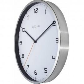 Ceas de perete, diametru 48 cm aluminiu, NeXtime Company