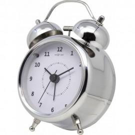 Ceas desteptator, diametru 9 cm, NeXtime Wake Up