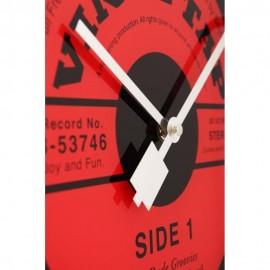 Ceas de perete, diametru 43 cm, sticla, NeXtime Vinyl Tap