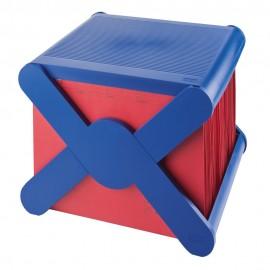 Suport din plastic pentru dosare suspendabile Han X-Cross Top