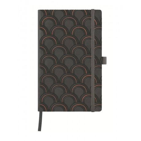 Notes Castelli Baroque Copper matematica 13x21cm