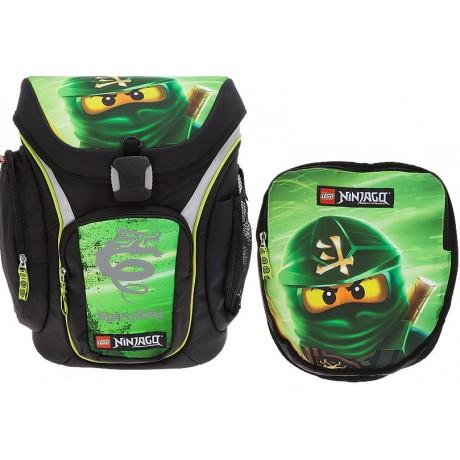 Ghiozdan scoala Explorer sac sport, LEGO Core Line