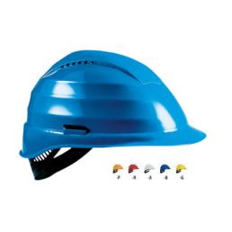 Casca de protectie Rockman + suspensie plastic