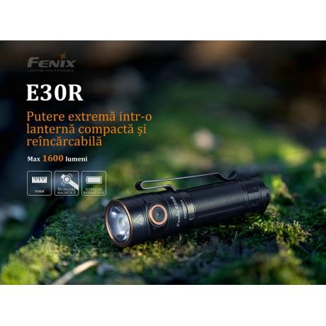 Lanterna reincarcabila Fenix E30R