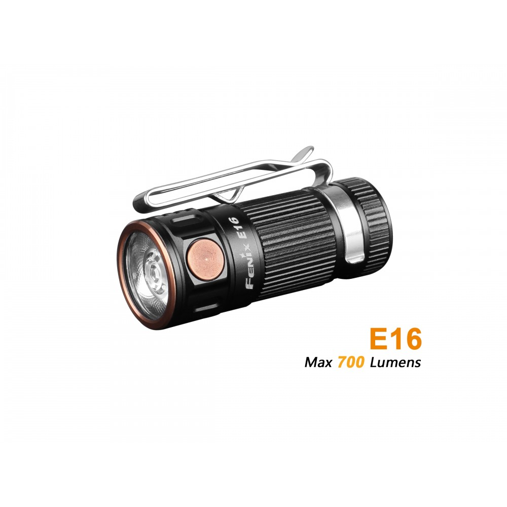 Lanterna Fenix E16 700 lumeni - 142 metri