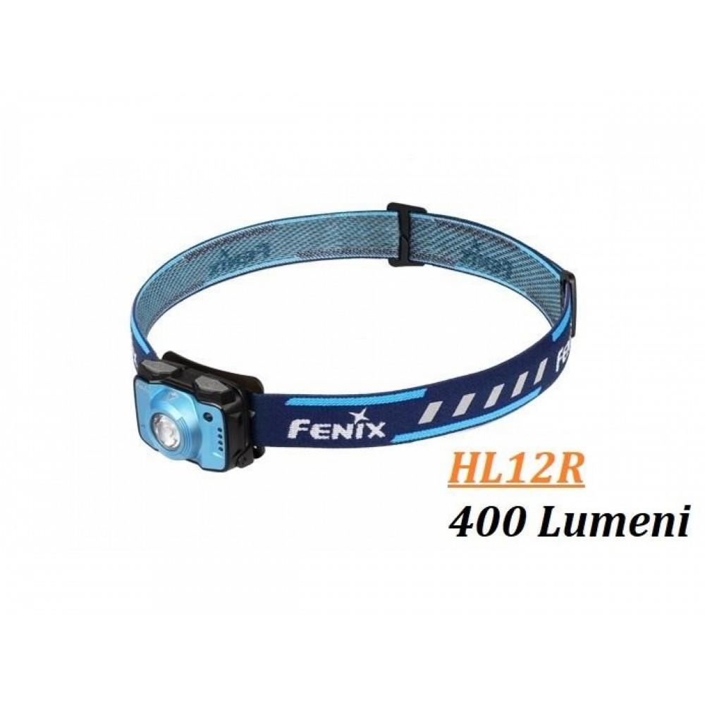 Lanterna Fenix HL12R - 400 lumeni