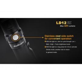 Lanterna Fenix LD12 - Editie 2017