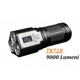 Lanterna Fenix TK72R - Lanternă Tactică - 9000 Lumeni - 286 Metri