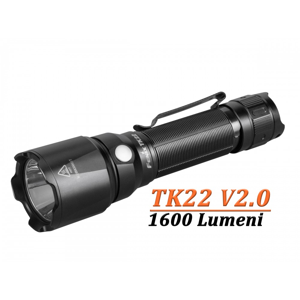 Lanterna outdoor tactica Fenix TK22