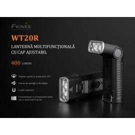Lanterna de lucru Fenix WT20R 400 lumeni