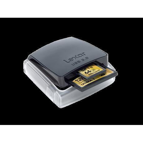 Adaptor card memorie Lexar Professional USB 3.0 Dual-Slot Reader