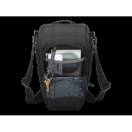 Geanta foto DSLR Lowepro Toploader Zoom 55 AW II (Black)