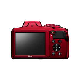 Camera foto compacta Nikon COOLPIX B600 (red)
