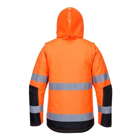 Geaca de protectie de iarna 3 in 1 Hi Vis Portwest Premium C469