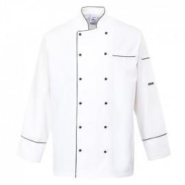 Jacheta de lucru pentru bucatari PORTWEST Cambridge Chefs C775