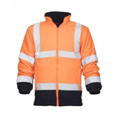 Bluza ARDON Fleece cu benzi reflectorizante