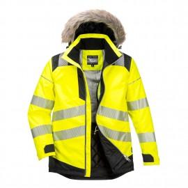 Geaca de protectie de iarna Hi Vis Portwest Parka PW369
