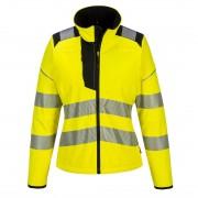 Jacheta de protectie dama Hi Vis softshell Portwest PW381