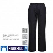 Pantaloni de lucru pentru bucatar dama PORTWEST Chefs Rachel C071