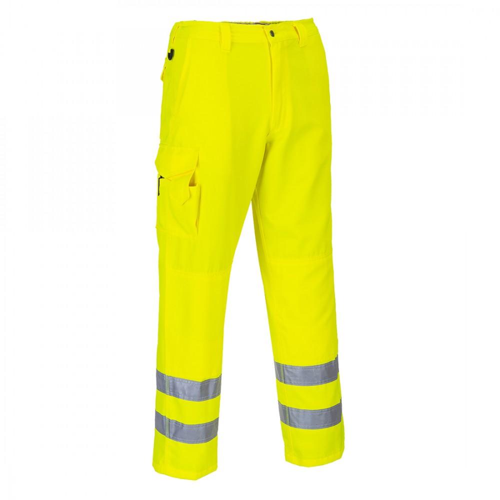 Pantaloni de lucru PORTWEST HI-VIS Combat