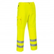 Pantaloni de lucru profesionali PORTWEST HI-VIS Combat