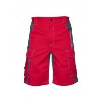 Pantaloni de lucru scurti Ardon Vision 04 rosu